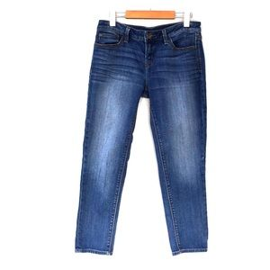 Denim - Skinny Ankle High Stretch Denim